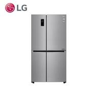 LG 樂金 GR-DL88SV 821公升 (冷藏 523L;冷凍 298L) (銀色) 門中門 對開冰箱