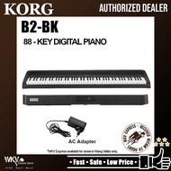 Korg B2 88-Key Digital Piano - Black (B-2/B 2)