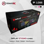 Inplay STX540 Combo Keyboard Bundle