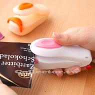 【超取299免運】便攜式迷你封口機 零食塑料袋封口機 手壓熱封機 塑封機 封袋機