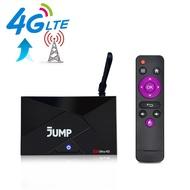 4G SIM card jump rk3229 set top box Android 7.1 1 + 8g TV set top box 4K TV box