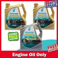 Petronas Syntium 800 10W-40 (10W40) Semi Fully Synthetic Syntium 3000 5W30 5W-30 5W40 5W-40 Engine Oil 4L (Imported)