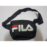 Fila 側背包 休閒運動包 收納包斜背包 斜揹包 腰包 肩 少女單肩包側背包