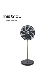 Mimica by Mistral 12 inch High Velocity Stand Fan with Remote Control (MHV912R)