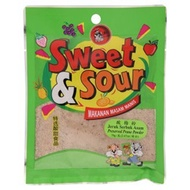 [ Halal certified ] Miaow Sweet & Sour Preserved Prune Powder 70g [Halal Certification]