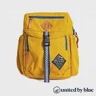 United by Blue 防潑水後背包814-005 Bluff Utility backpack (9L) / 城市綠洲 (旅遊、撥水、旅行包)157芥黃