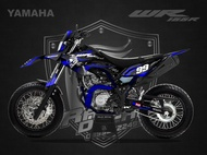 Decal Stiker Yamaha WR 155 Brother Supermoto