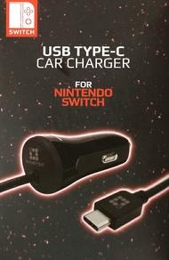 任天堂 SWITCH NS 副廠 車充 充電器 車用充電器 手機 平板 可用 TYPE-C 5V 2.4A 1.5M