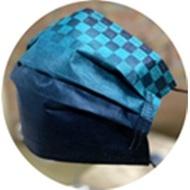 【MIT】翔緯醫用口罩 -歐妮/酷炫黑綠限定款☆ 雙鋼印 ☆ 成人醫療口罩10入盒裝