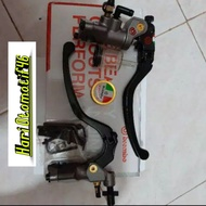 Master Brake brembo izumi plus Left Right handle Clutch Brake Clutch Mirror master assy izumi universal