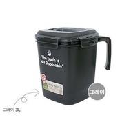 LOCK LOCK樂扣樂扣廚餘桶3L/4.8L 濾網保鮮盒 垃圾筒 垃圾桶 四面環扣防異味