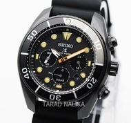 นาฬิกา SEIKO SUMO SOLAR ฺBlack Series Chronograph Diver's 200 m. SSC761J1 limited edition (รับประกันศูนย์)