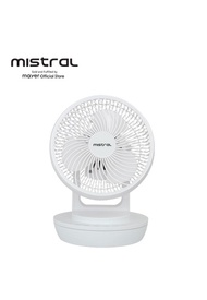 Mimica by Mistral 9 inch High Velocity Fan with Remote Control (MHV901R)