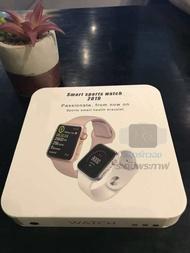 นาฬิกา สมาร์ทวอช รุ่น P90 i6watch ของแท้100% มีรับประกัน โทรเข้า-โทรออกได้ ใช้สายร่วมกับ Applewatch ได้