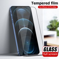 Full Cover Tempered Glass iPhone 12 iPhone 12 Pro iPhone 12 Pro MaxiPhone 12 Mini Full Glass Film