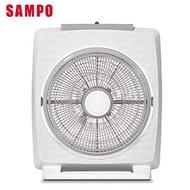 【限時促銷】SAMPO 聲寶 14吋六片扇葉微電腦DC節能箱扇 (附遙控器) SK-FC14BDR **免運費**