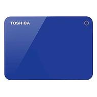 Toshiba 先進碟V9 4TB 2.5吋USB3.0外接式硬碟(優雅藍)