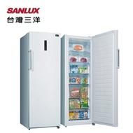 【台灣三洋家電】直立式冷凍櫃 250L 風扇式自動除霜《SCR-250F》全新原廠保固*含運配送基本安裝*舊機回收服務