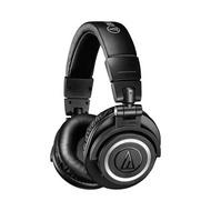 audio-technica 鐵三角無線耳罩式耳機M50xBT 黑
