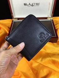 Gucci_wallet men's wallet short wallet wallet wallet leather wallet multi-card wallet