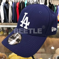 美國進口 BEETLE MLB NEW ERA 洛杉磯 道奇 藍 DODGERS 老帽 棒球 大聯盟 魔鬼氈 940 NE-83