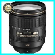 Nikon Lens AF-S 24-120mm f/4G ED VR (No Box) (ประกัน EC-Mall) เลือก 1 ชิ้น อุปกรณ์ถ่ายภาพ กล้อง Battery ถ่าน Filters สายคล้องกล้อง Flash แบตเตอรี่ ซูม แฟลช ขาตั้ง ปรับแสง เก็บข้อมูล Memory card เลนส์ ฟิลเตอร์ Filters Flash กระเป๋า ฟิล์ม เดินทาง