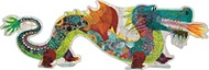 DJECO Leon the Dragon Giant Floor Jig Saw Puzzle