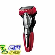[106東京直購] Panasonic 國際牌 松下 三刀頭電動刮鬍刀 ES-ST2N-R 紅色 可水洗 AC100-240V
