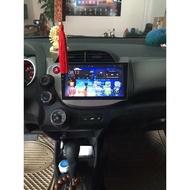 本田HONDA FIT 平板 上網 10.2吋安卓版螢幕主機 WIFI.網路電視.藍芽電話