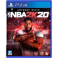 【邦妮電玩】現貨 PS4《NBA 2K20》中文版 一般版,全新現貨供應,含首發數位特典5000VC