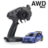 創億RC Kyosho MINI-Z AWD SUBARU IMPREZA WRC 全套 遙控車 甩尾車 32614W