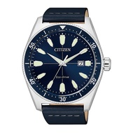 CITIZEN ORIGINAL AW1591-01L Eco-Drive Leather Watch