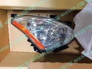 【日產大盤】NISSAN原廠零件 ROGUE S35 大燈 無HID