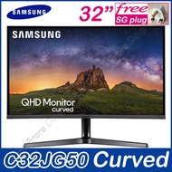 ◆Authentic◆SAMSUNG C32JG50 32inch Curved Gaming Monitor
