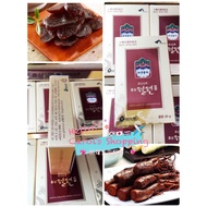 🇰🇷💯 韓國必買的紅蔘實錄高麗蜂蜜紅蔘切片(隨身盒裝)(一盒20g)