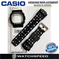 Original Replacement Band and Bezel for Casio G-Shock For DW-5600MT-1/DW5600MT-1