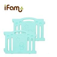韓國【Ifam】圍欄延伸門片(綠色) _好窩生活節