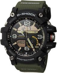 [CASIO] GG-1000-1A3CR - Men s GG-1000-1A3CR Mudmaster G-SHOCK Quartz Casual Watch, Green