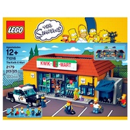 LEGO® Simpsons™ The Kwik-E-Mart 71016 樂高      辛普森 超市