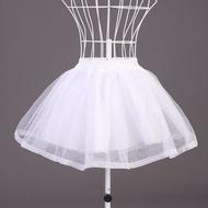 現貨 角色服 成人公主女仆裝裙撐 禮服半身蓬裙小婚紗裙撐芭蕾裙撐配件