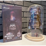 [Local Seller] READY STOCK! Ship in 24HR!3mm thickness! Bearbrick Casing 400% display box GOOD QUALITY! Transparent dome
