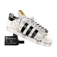 【領券滿額折120】10282【LEGO 樂高積木】Creator 創意百變專家 - 愛迪達運動鞋 adidas Originals Superstar