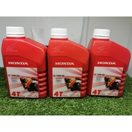 Honda 4T Minyak Hitam Minyak Engine Oil 10W-30 100% original Honda 4T Oil Motorcycle