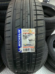 CR輪業 全新 米其林 MICHELIN PILOT SPORT 3 PS3 215/55/16 完工價:3700