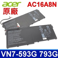 ACER 宏碁 AC16A8N 4芯 原廠電池 Aspire V15 V17 VN7-593G VN7-793G Aspire Nitro V17 VN7-793G, Aspire Nitro V17 VN7793G, Aspire V 15 Nitro BE, Aspire V 17 Nitro Black Edition, Aspire V15 Nitro BE VN7-593G, Aspire V15 Nitro Aspire VN7-793G, Aspire VN7 793G