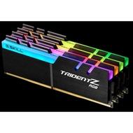 【一級棒】芝奇G.SKILL幻光戟 8G*4 四通道 DDR4-3200 CL16(黑銀色)(F4-3200C16Q-32GTZRX)終身保固
