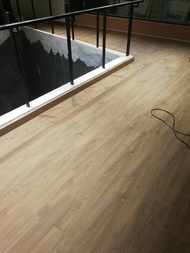 SPC FLOORING (4mm) [WOOD PATTERN]