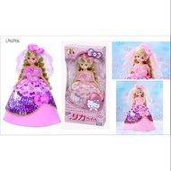 莉卡娃娃 Hello Kitty衣服款 禮盒組