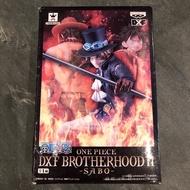 繽紛樂.🥢金證公仔-標準盒|海賊王/航海王 DXF BROTHERHOOD 2 火焰 三兄弟 SABO 薩波