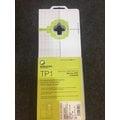 〝ZERO BIKE〞ERGON 鞋底扣片位置固定板TP1 for Shimano SPD 卡鞋測量版 登山車系統 扣片